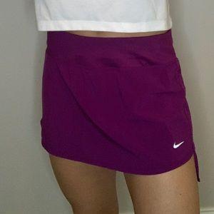 ♥️ Nike dri-fit tennis skirt size M